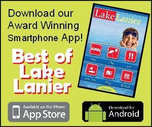 best of lake lanier 300x250 ad